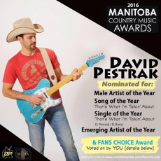 Such a pleasure to be nominated alongside my fellow Ukrainian David Pestrak.... :)